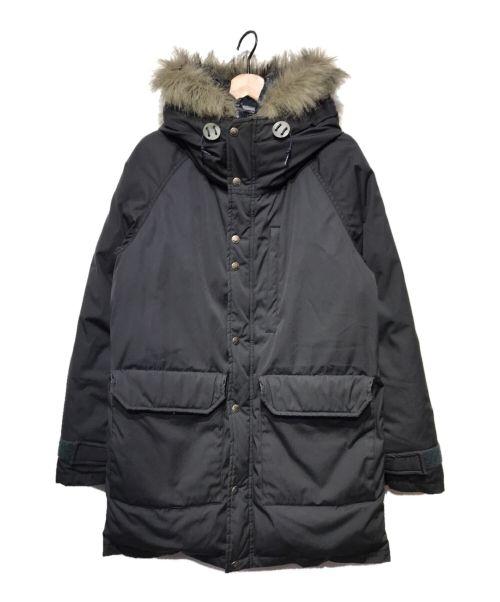 THE NORTHFACE PURPLELABEL(ザノースフェイス パープルレーベル)THE NORTHFACE PURPLELABEL (ザノースフェイス パープルレーベル) 65/35 ロングセロー ブラック サイズ:Lの古着・服飾アイテム