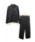 EA7(イーエーセブン)の古着「セットアップジャージ」|ブラック
