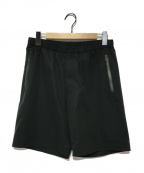 DESCENTE PAUSE(デサントポーズ)の古着「ハーフパンツ」 ブラック