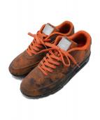 ()の古着「スニーカー」|オレンジ