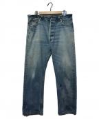 LEVIS()の古着「90Sデニムパンツ」|インディゴ