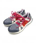 adidas by stella McCartney()の古着「スニーカー」|ピンク×ブラック