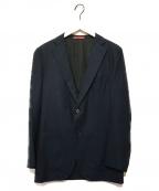 ISAIA(イザイア)の古着「テーラードジャケット」 ネイビー
