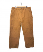 CarHartt(カーハート)の古着「90sペインターパンツ」|ブラウン