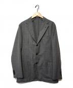 BEAMS F(ビームスエフ)の古着「ウール3Bジャケット」|グレー
