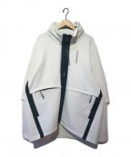 JORDAN(ジョーダン)の古着「ジップパーカー」|ホワイト