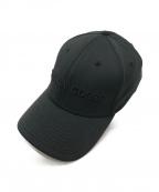 CANADA GOOSE(カナダグース)の古着「キャップ」|ブラック
