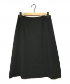 FOXEY BOUTIQUE(フォクシー ブティック)の古着「フレアスカート」|ブラック
