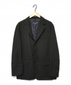 COMME des GARCONS HOMME(コムデギャルソン オム)の古着「3Bジャケット」 グレー