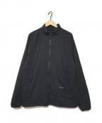 GOLDWIN(ゴールドウイン)の古着「ナイロンパーカー」|ブラック