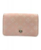 ()の古着「財布」 ピンク
