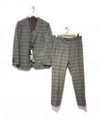Hilton(ヒルトン)の古着「セットアップスーツ」|グレー