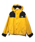 ()の古着「90Sマウンテンガイドジャケット」 イエロー×ブラック