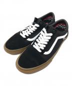 VANS(バンズ)の古着「Skate Old Skool / ローカットスニーカー」 ブラック/ガムソール
