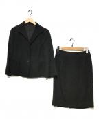 ANAYI(アナイ)の古着「セットアップ」|ブラック
