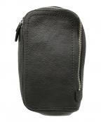 土屋鞄(ツチヤカバン)の古着「ボディポシェット」|グレー