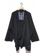 ()の古着「羽織ジャケット」|ネイビー