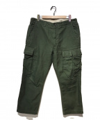 Engineered Garments(エンジニアドガーメンツ)の古着「カーゴパンツ」 オリーブ