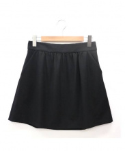 RED VALENTINO(レッドヴァレンティノ)の古着「スカート」|ブラック