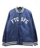 FTC(エフティーシー)の古着「スタジャン」|ネイビー