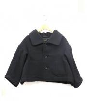 COMME des GARCONS(コムデギャルソン)の古着「ショートジャケット」 ブラック