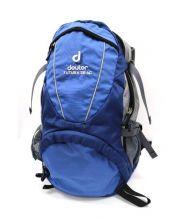 deuter(ドイター)の古着「バックパック」 ブルー