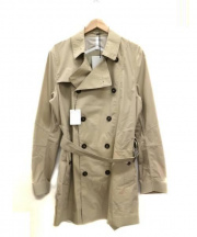 ESEMPLARE(エゼンプラーレ)の古着「トレンチコート」 ブラウン