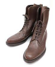 HUGO BOSS(ヒューゴボス)の古着「ブーツ」|ブラウン