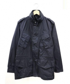 ASPESI(アスペジ)の古着「ナイロンジャケット」|ネイビー