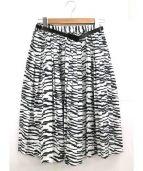 TOGA PULLA(トーガ プルラ)の古着「スカート」|ホワイト
