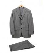 RING JACKET(リングヂャケット)の古着「セットアップスーツ」 グレー