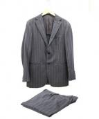 RING JACKET(リングジャケット)の古着「セットアップスーツ」 グレー