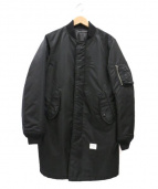 DENIM BY VANQUISH&FRAGMENT(デニムバイ バンキッシュアンドフラグメント)の古着「ナイロンジャケット」 ブラック