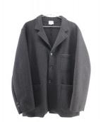 Needles(ニードルス)の古着「ウールジャケット」|ブラック