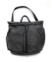 PORTER(ポーター)の古着「ヘルメットバッグ」|ブラック