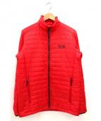 MOUNTAIN HARD WEAR(マウンテン ハード ウェア)の古着「サーモスタティックジャケット」|レッド