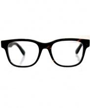 金子眼鏡(金子眼鏡)の古着「眼鏡」|ブラック