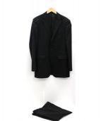 BURBERRY BLACK LABEL(バーバリーブラックレーベル)の古着「セットアップスーツ」 ブラック