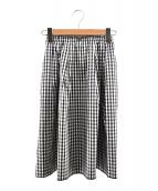 FOXEY NEWYORK(フォクシーニューヨーク)の古着「ギンガムスカート」