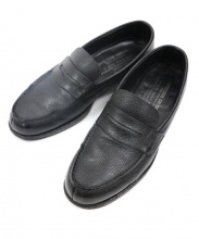 FOOTSTOCK ORIGINALS(フットストック オリジナルス)の古着「コインローファー」|ブラック