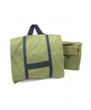 beunperfect(ビーアンパーフェクト)の古着「4WAYキャンバスバッグ」|オリーブ