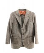 BRUNELLO CUCINELLI(ブルネロ クチネリ)の古着「ツイードジャケット」