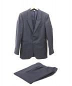 BURBERRY LONDON(バーバリーロンドン)の古着「セットアップ2Bスーツ」 ネイビー