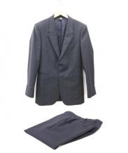 BURBERRY LONDON(バーバリーロンドン)の古着「セットアップ2Bスーツ」|ネイビー