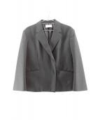 EN ROUTE(アンルート)の古着「ダブルジャケット」|ブラック