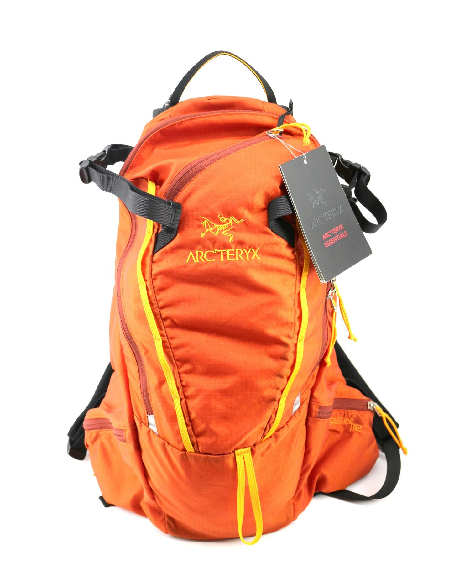 f1617d1479ef ARCTERYX (アークテリクス) バックパック オレンジ Chilcotin 12
