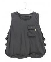 SSZ(エス エス ズィー)の古着「ベストバッグ」|ブラック