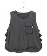 SSZ(エス エス ズィー)の古着「ベストバッグ」 ブラック