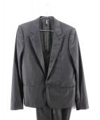 DIOR HOMME(ディオールオム)の古着「セットアップスーツ」 ブラック