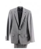 DIOR HOMME(ディオールオム)の古着「セットアップスーツ」 グレー